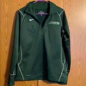5/$25 Nike Therma fit York College Half Zip